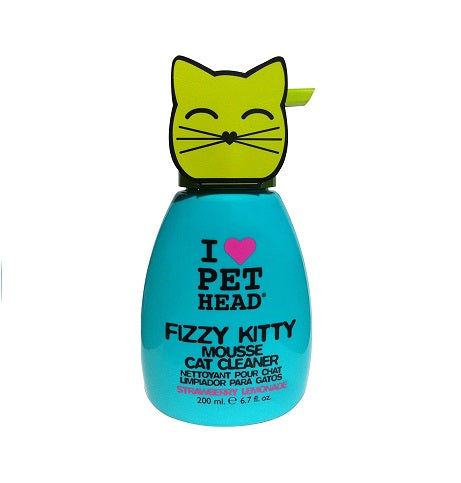 Pethead Fizzy Kitty Mousse Cologne 200 Ml
