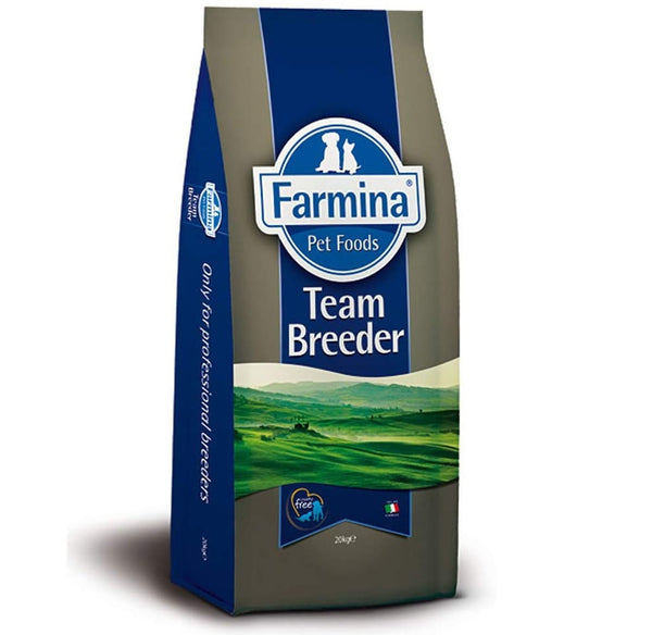 Farmina Team Breeder Top Adult Dog Food (20 Kg)
