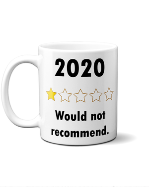 Load image into Gallery viewer, 2020 Review Mug