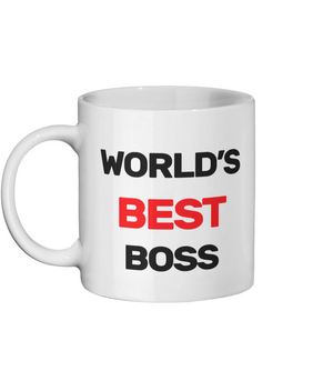 Load image into Gallery viewer, worlds best boss mug