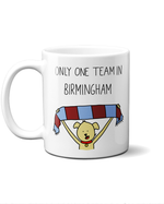 Aston Villa football mug