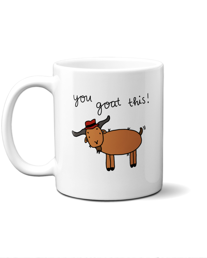 You goat this mug