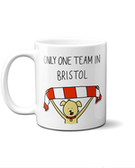 Bristol City football mug