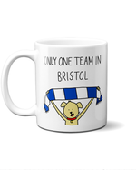 Bristol Rovers football mug