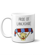 Burnley football mug
