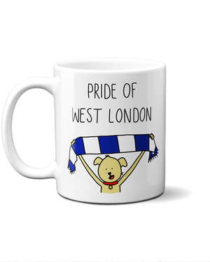 Load image into Gallery viewer, Chelsea football mug