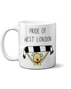 Load image into Gallery viewer, Fulham football mug