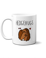 Cute hedgehugs hedgehog mug