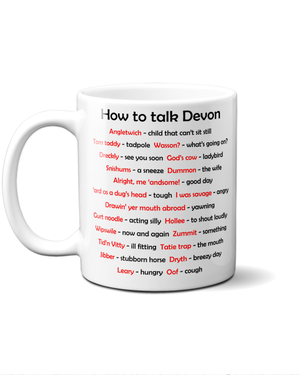 Load image into Gallery viewer, How to talk Devon
