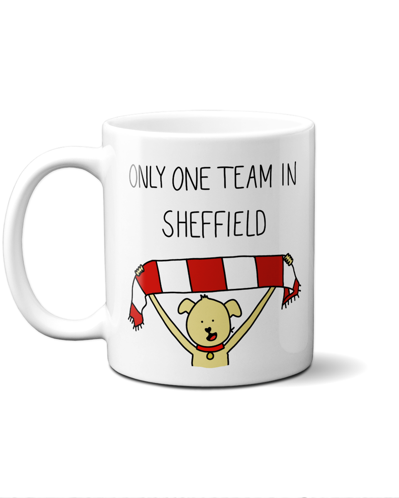 Sheffield United mug