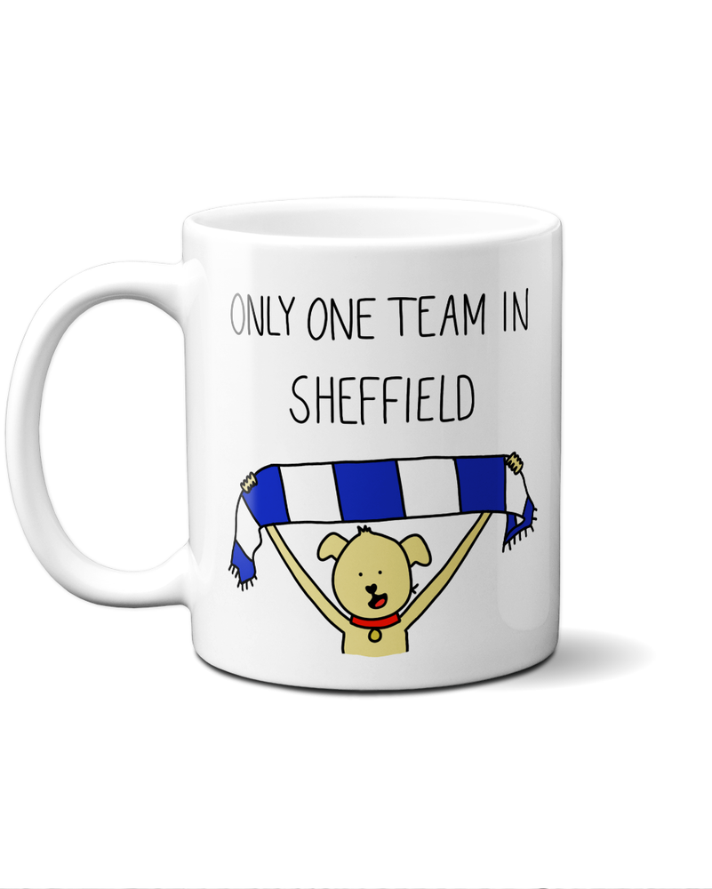 Load image into Gallery viewer, Sheffield Wednesday mug