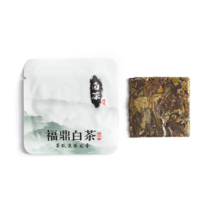 Mini Wafer White Tea Packet