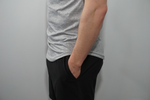 "Athletic/Casual Long Tee - ""Hammer & Chisel"""
