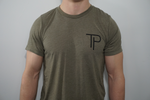 "Athletic/Casual T-shirt - ""Total Potential"""