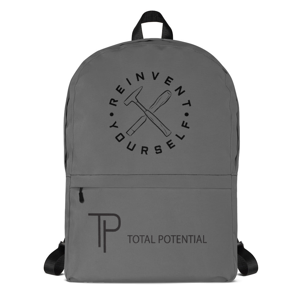 Total Potential Backpack - Grey