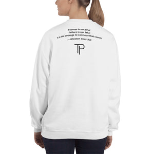 "Total Potential Sweatshirt - ""COURAGE"""