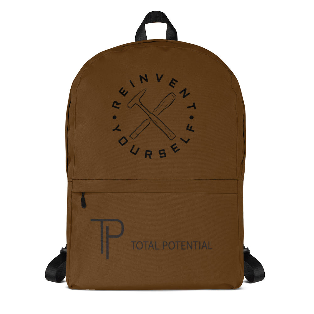 Total Potential Backpack - Brown