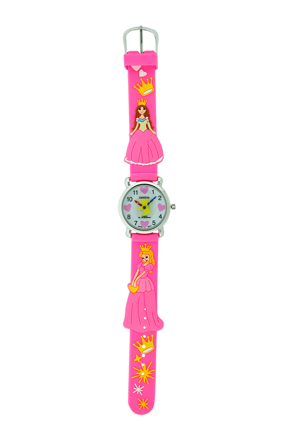 PRINCESS AND CROWN KID WATCH