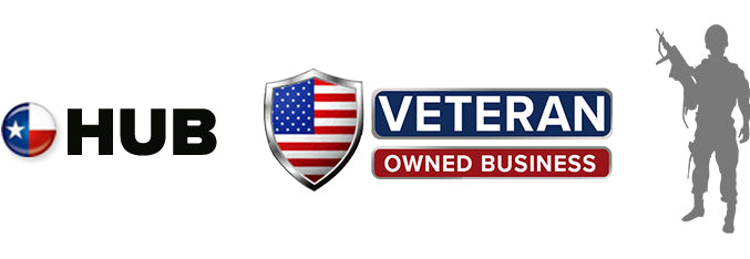 Texas HUB, Veteran Owned Business