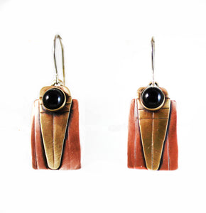 E3459 Between the Lines earrings.