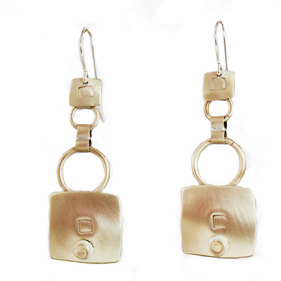 E3584 Markings Earrings