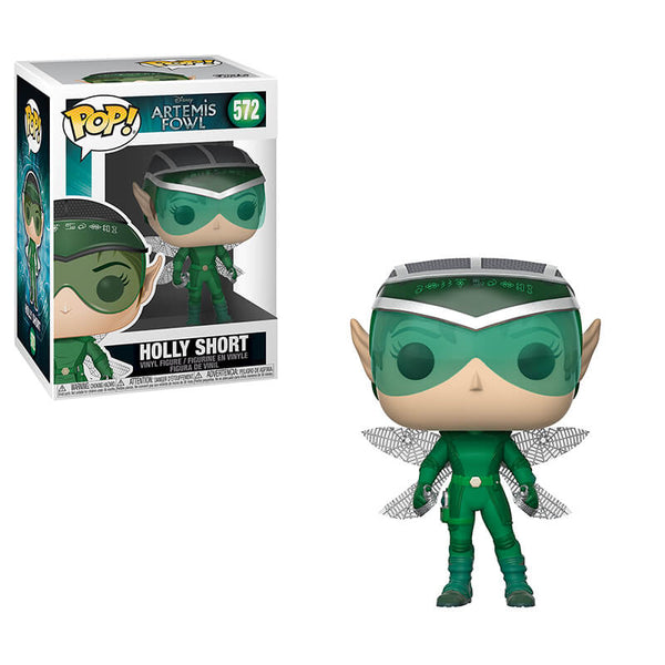 Funko Pop Artemis Fowl Holly Short