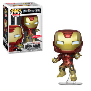 Funko Pop Games Marvel Avengers Iron Man (Target Exclusive).