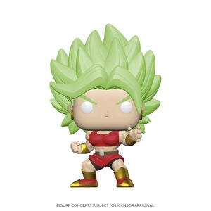 Funko Pop Animation Dragon Ball Z Super Saiyan Kale
