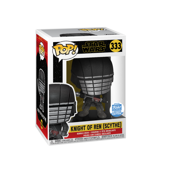 Funko Pop Star Wars Knight of Ren Scythe (Funko Shop Exclusive)