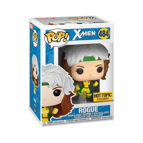 Funko Pop X-Men Rogue (Hot Topic Exclusive)