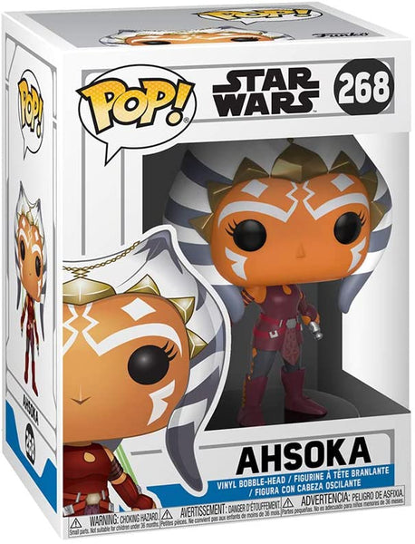 Funko Pop Star Wars: Clone Wars Ahsoka