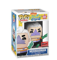 **Pre-Order** Funko Pop Animation SpongeBob SquarePants Mermaidman (NYCC 2020 Shared Exclusive)