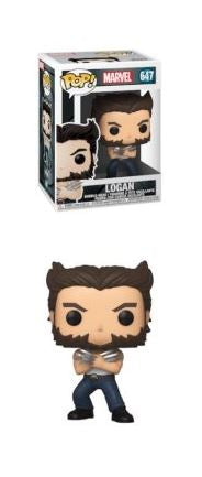 Funko Pop X-Men 20th Anniversary Wolverine Tanktop