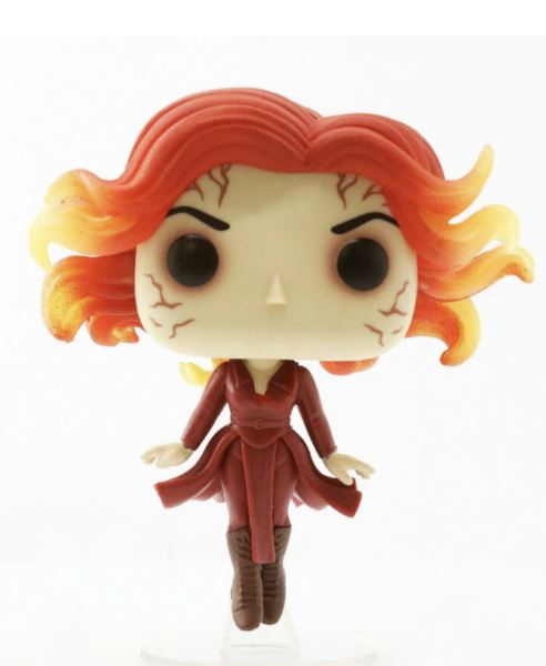 Funko Pop Marvel X-Men Jean Grey GITD (Target Exclusive)