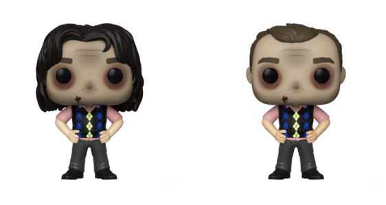 Funko Pop Movies Zombieland Bill Murray (Common + Chase)