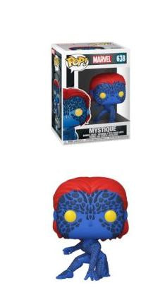 Funko Pop X-Men 20th Anniversary Mystique