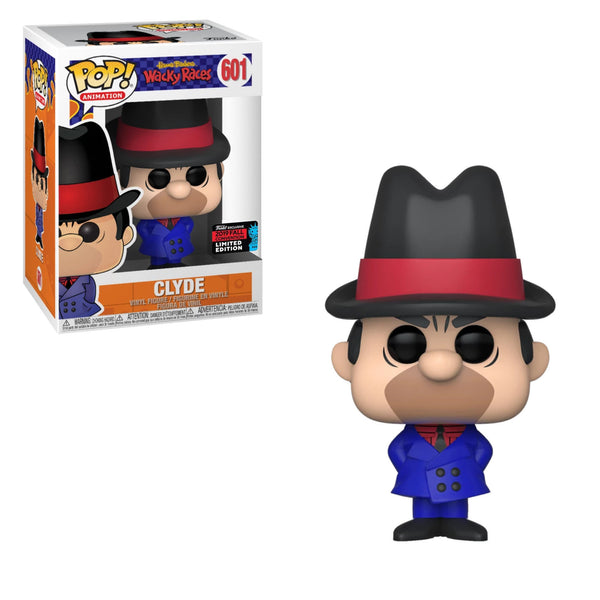 Funko Pop Animation Wacky Races Clyde (2019 NYCC Shared Exclusive)
