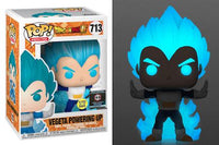 Funko Pop Animation Dragon Ball Super Vegeta Powering Up  (Chalice Exclusive)
