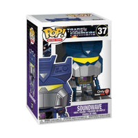 **Pre-Order** Funko Pop Anime Transformers Siege Soundwave (GameStop Exclusive)