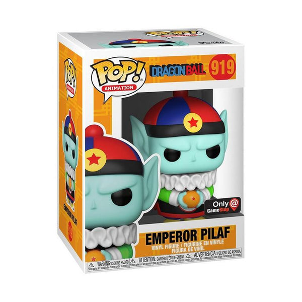 **Pre-Order** Funko Pop Dragon Ball Emperor Pilaf (GameStop Exclusive) Not valid for free shipping