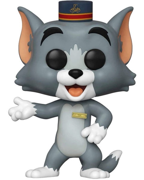 **Pre-Order** POP Movies: Tom and Jerry- Tom ETA: TBD