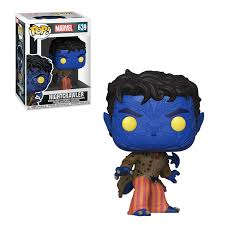 Funko Pop X-Men 20th Anniversary Night Crawler