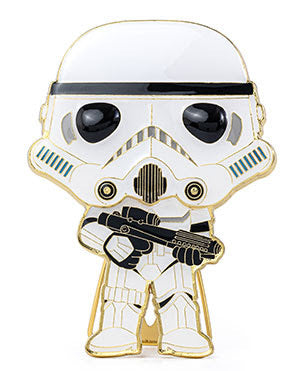 Funko Pop Pin Star Wars Collection