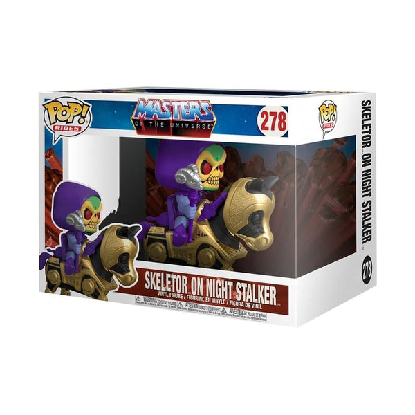 **Pre-Order** Funko Pop Rides Masters of the Universe Skeletor with Night Stalker (not valid for free shipping)