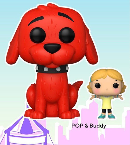**Pre-Order** Funko Pop & Buddy Clifford with Emily