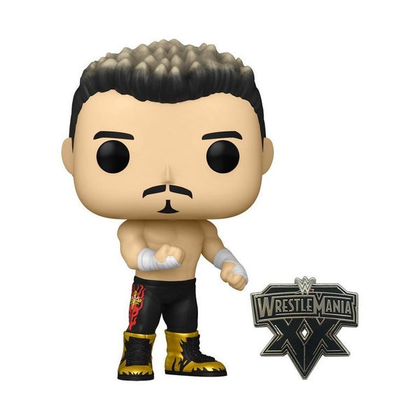 **Pre-Order** Funko Pop WWE Wrestlemania Eddie Guerrero with Pin (GameStop Exclusive) Not valid for free shipping