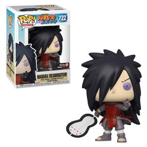 **Pre-Order** Funko Pop Animation Naruto Madara (GameStop Exclusive) Not valid for free shipping
