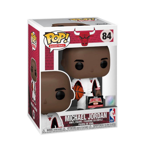 Funko Pop NBA Michael Jordan Warmup Suit (TargetCon Exclusive) Not valid for free shipping