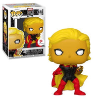 Funko Pop  Marvel Adam Warlock (Walgreens Exclusive)