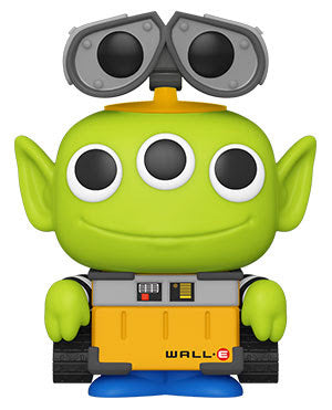 Funko Pop Disney Alien Remix Alien as Wall-E Wave 2
